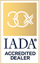 IADA Accredited Dealer