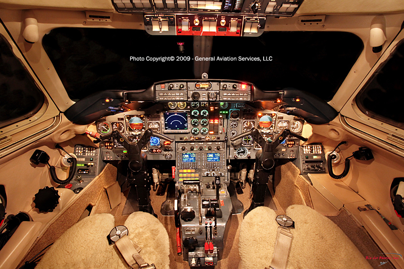 1977 1983 Hawker 700a General Aviation Services