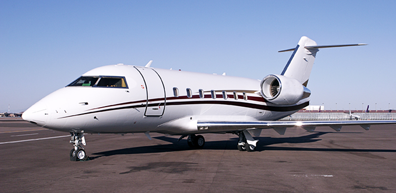 1996 2006 Challenger Cl604 General Aviation Services
