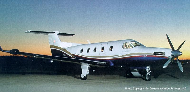 ... 1995   2008 Pilatus PC 12