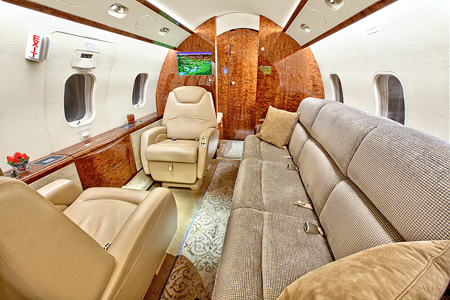 2007 Bombardier Challenger 300 For Sale Serial Number 20156 used