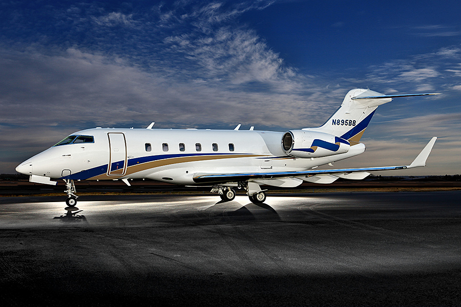 2007 Bombardier Challenger 300 For Sale Serial Number