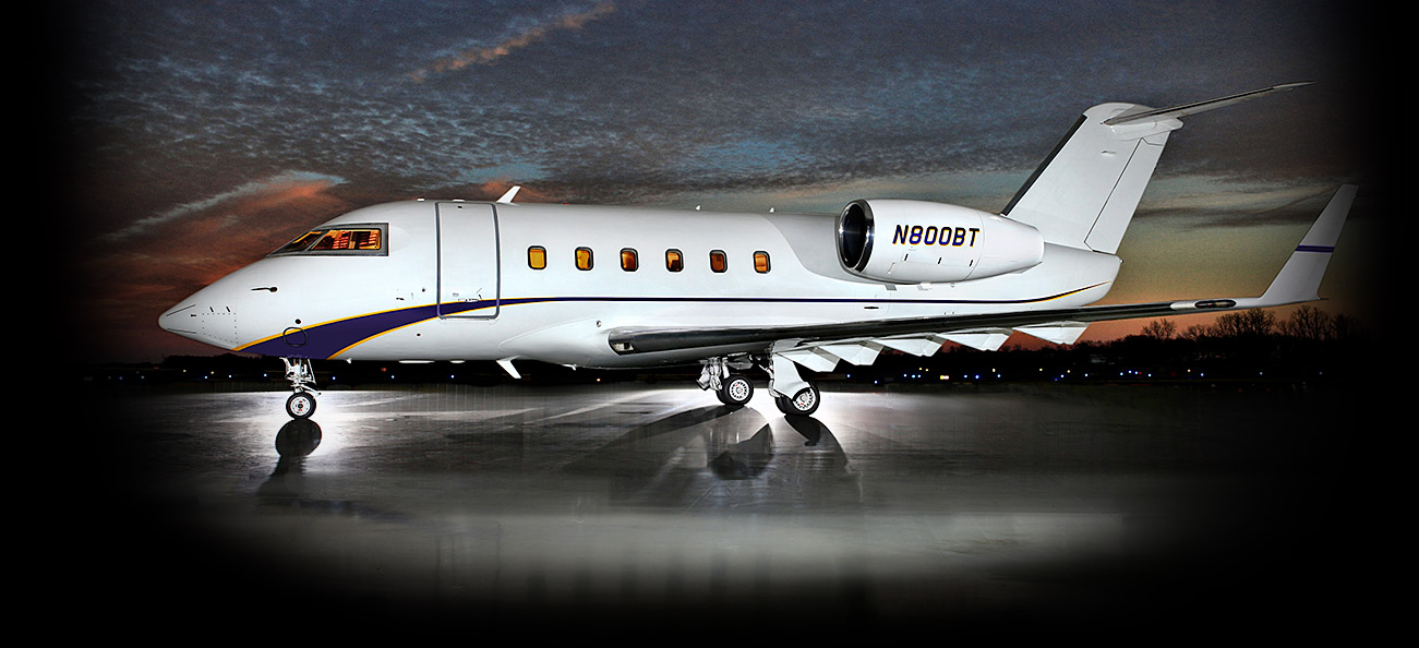 1982 Bombardier Challenger 600 For Sale Serial Number 1044