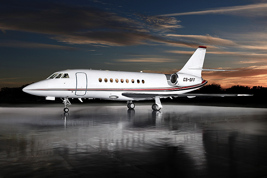 2004 Dassault Falcon 2000ex Easy For Sale General
