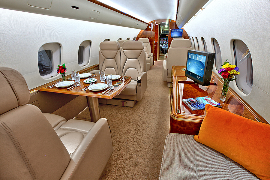 Bombardier Global 5000 For Sale Used Lear Global 5000