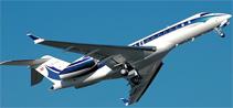 2004 - Present Bombardier Global 5000
