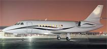 1995 - 2007 Falcon 2000